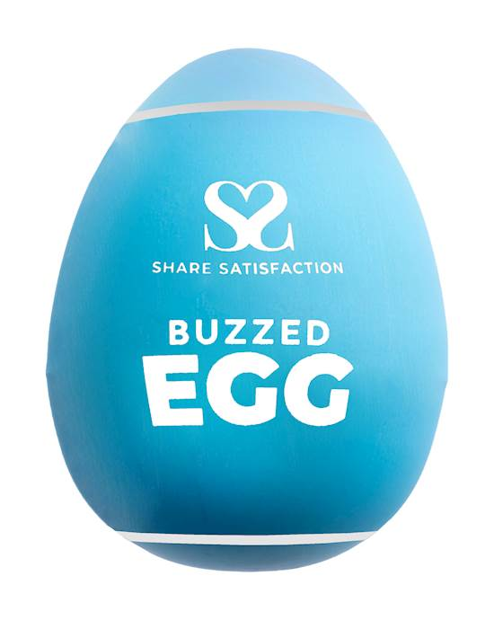 Share Satisfaction Masturbator Egg - Buzzed