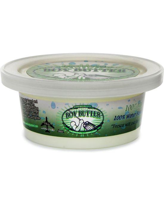 Boy Butter Fresca H2o 3 Oz 88 Ml Tub