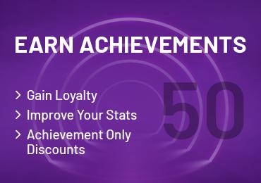 Earn Achievements